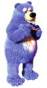 Blue Artwork - Donkey Kong Country 3.png
