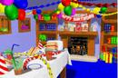 Blue's Beach Hut - Background - Donkey Kong Country 3 Advance.png