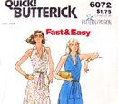 Butterick 6072