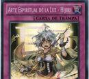 Arte Espiritual de la Luz - Hijiri