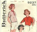 Butterick 9237