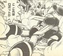 Rockman 8 manga images