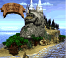 Locations in Donkey Kong Country Returns