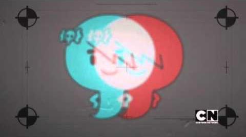 ¡Sin gafas para 3D! - Elmore Stream El Asombroso Mundo de Gumball