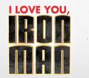 Te amo iron Man