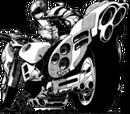 Heavily Modified Tarantula Combat Jump Bike (UTI)