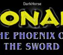 King Conan The Phoenix on the Sword