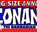 Annual Conan The Barbarian