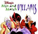 Disney's Mix and Match Villains