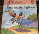 Pluto and the Big Race