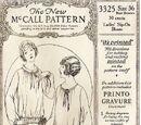 McCall 3325