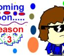 Arturo2x/Season 3 promotional poster!!!