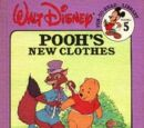 Winnie the Pooh storybooks