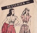 Butterick 3756 A