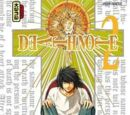 Death Note (tome 2)