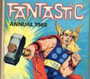 Fantastic Annual Vol 1 1