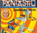 Fantastic Annual Vol 1 3