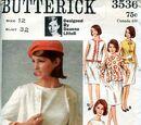 Butterick 3536 A