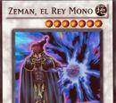 Zeman, el Rey Mono