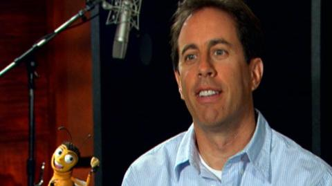 "Bee Movie (2007) - Interview Jerry Seinfeld ""On The Idea Of Bees Suing The Human Race"