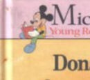 Donald Duck storybooks
