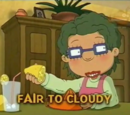 Fair to Cloudy