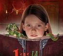 Lili la brujita: el dragón y el libro mágico