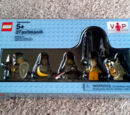 850458 VIP Top 5 Boxed Minifigures
