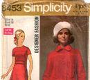 Simplicity 8453 A