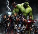 Os Vingadores da Wiki