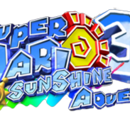 Super Mario Sunshine 3D Adventure