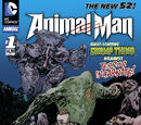 Animal Man Annual Vol 2 1
