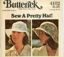 Butterick 4102 A