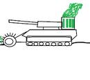 Harvester Tank