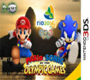 Mario & Sonic at Rio 2016 Olympic Games (BakerBoyScout version)