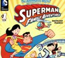 Superman Family Adventures Vol 1 1