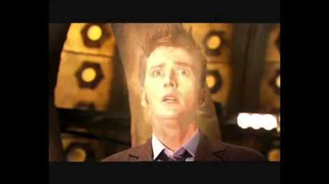 Doctor Who 10th doctor Regeneration