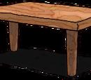 Lista de muebles