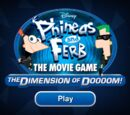 Phineas and Ferb The Movie Game: The Dimension of Doooom!