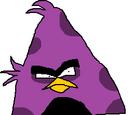 Big Purple Brother Bird