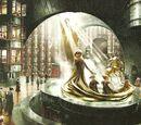 Ministry of Magic Atrium