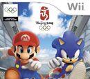 Mario und Sonic bei den Olympischen Spielen