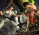 Hitomi/Dead or Alive 5 command list