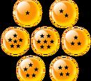 Esferas del Dragón de las Estrellas Negras