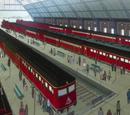 St Pancras Bahnhof