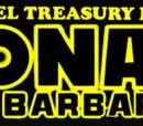 Conan Marvel treasury edition