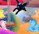 GladstoneGander/Carl Barks et les mythes : humour et satire