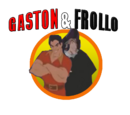 Gaston and Frollo