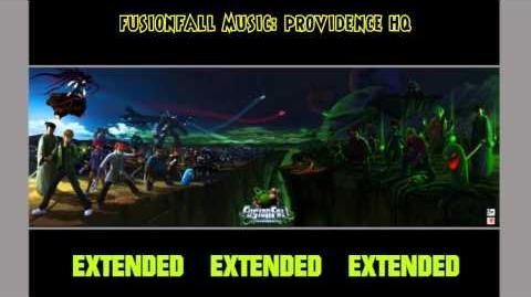 Fusionfall Music Providence HQ(Advanced Training) - *Extended*