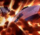 La gran explosión del tren bala